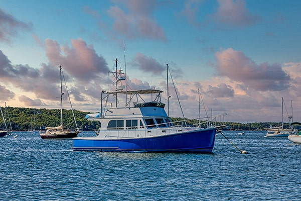 Express Cruiser Downeast boats for sale